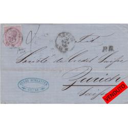 1865 D.L.R. 60c. (Sassone...
