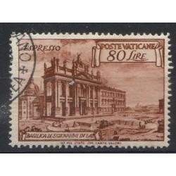 VATICANO 1949 BASILICHE...