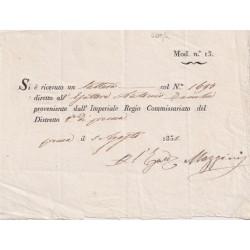 1852 ATTESTATO RICEZIONE...