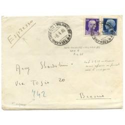 1938 IMPERIALE 50c. +...