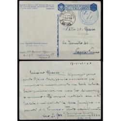 1942 CARTOLINA FR. POSTA...