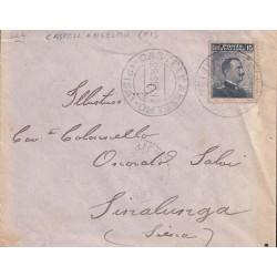 1915 CASTELL'ANSELMO (PISA)...