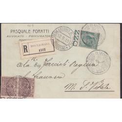 1915 MONTAGNANA (PADOVA)  -...