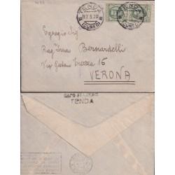 1928 TENDA (CUNEO) dal Capo...
